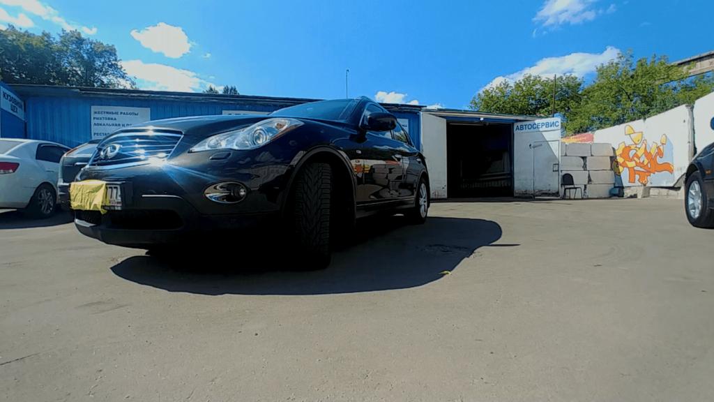 Покраска крыши: фото авто